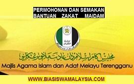 Bantuan Zakat IPTA / IPTS MAIDAM