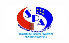 Senarai Tugas Pegawai Penerangan Gred S41