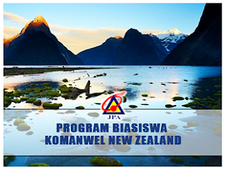 JPA Scholarship – Program Biasiswa Komanwel New Zealand