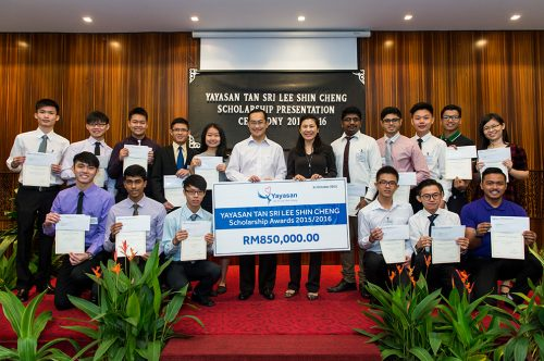 Yayasan Tan Sri Lee Shin Cheng IOI Scholarship