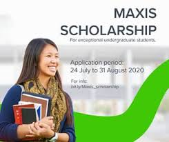 Maxis Technology Undergraduate Scholarship