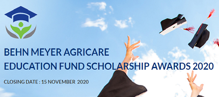 Biasiswa Behn Meyer AgriCare Education Fund Scholarship