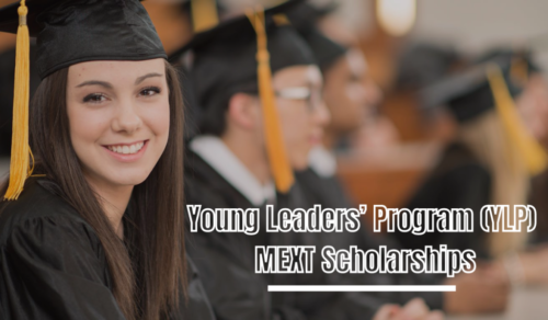 Japanese Government Scholarship for the Young Leaders' Program (YLP)