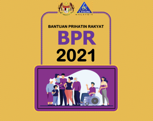 Cara Semak, Daftar dan Kemaskini BPR 2021